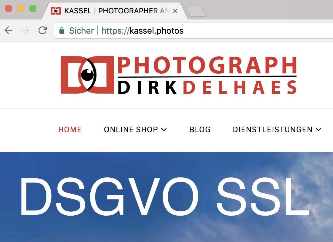 Die Dsgvo Ist Da Hier Kleine Zusammenfassung Für Fotografen
